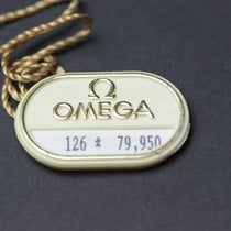 Omega Hang Tag  Original