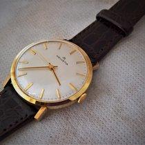 Helvetia BIG size14ct Golden vintage Helvetia  in rare MINT...