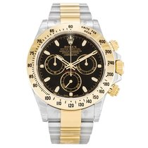 Rolex Chronograph Daytona Steel and 18K Yellow Gold Oyster Watch