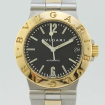Bulgari Diagono Automatic Steel-Gold Lady LCV29 SG