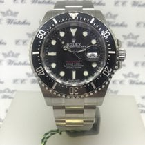 Rolex Sea-Dweller 126600 Red New model