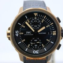 IWC Aquatimer Chronograph Charles Darwin  Expedition Edition