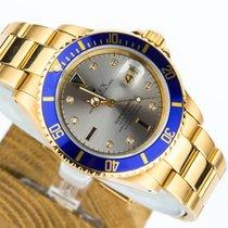 Rolex SUBMARINER DATE-SULTAN SERTI-REF.16618