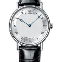 Breguet Brequet Classique 5157 18K White Gold Men's Watch