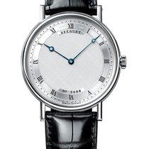 Breguet Brequet Classique 5157 18K White Gold Men's Watch