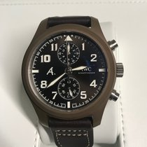 IWC Pilot Chronograph Saint Exupery THE LAST FLIGHT Limited