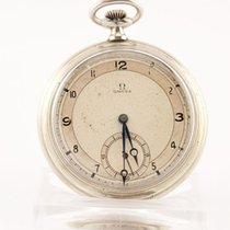 Omega pocket watch 1930s