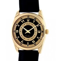 Rolex Cellini Danaos Xl 4243 Yellow Gold, 38mm