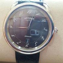Hermès wristwatch model Arceau TGM