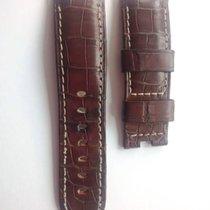 Panerai Brown Alligator Band Strap Bracelet 24mm 24/22