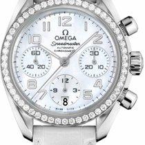 Omega Speedmaster Ladies Chronograph 38 mm