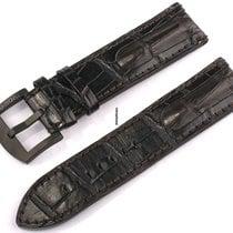 U-Boat Ersatzband Ref. 6491 IPB 23/22 braun-schwarz Alligatorl...
