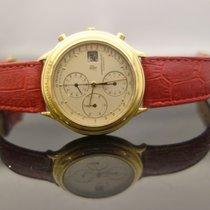 Audemars Piguet Huitieme Chronograph 18k Yellow Gold