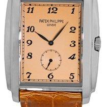 Patek Philippe Gent's 18K White Gold  Ref.# 5124-G...
