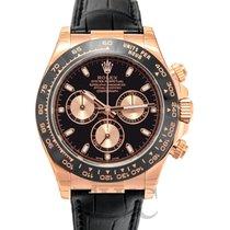 롤렉스 (Rolex) Daytona Black/Leather 40mm - 116515LN