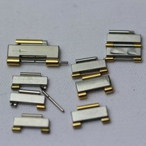 Omega Links Steel/Gold  Different sizes