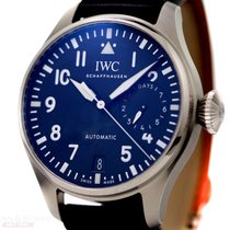 IWC Big Pilot Ref-IWIW500912 Stainless Steel Box Papers Bj-2016