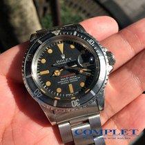 Rolex Red Submariner MK IV Patina Dial Ref1680