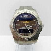 百年靈 (Breitling) Aerospace Titanium 42mm