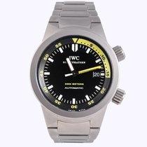 IWC Aquatimer 2000 titanium