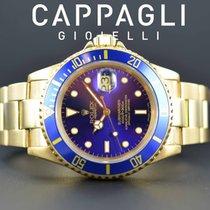 Rolex Submariner Date 16618  PURPLE DIAL anno 1992