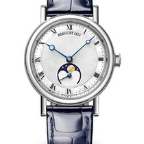 Breguet Brequet Classique Dame 9087 18K White Gold Ladies Watch