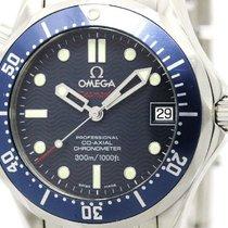 Omega Polished Omega Seamaster Diver 300m Automatic Mid Size...