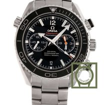 Omega Seamaster Planet Ocean Chronograph black 45.5mm