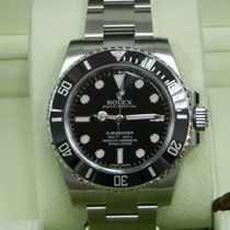 Rolex Submariner Steel 116610