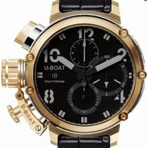 U-Boat Chimera Sideview Gold Limited Edition