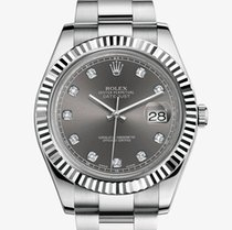 Rolex Datejust II Steel 41mm (Ref. 116334)