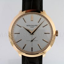 Patek Philippe 5123R-001 Calatrava Manual Movement Rose Gold