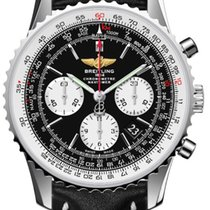 Breitling Men's AB012012/BB01/435X Navitimer 01 Watch