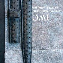 IWC Tropicband 18mm Naturkautschuk mit Original IWC Stiftschließ