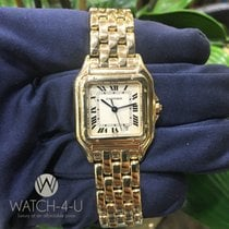 Καρτιέρ (Cartier) Cartier Panthere 18k Yellow-Gold Lady 27mm...