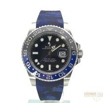 Rolex GMT Master II Edelstahl 116710 BLNR