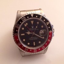 Rolex GMT Master II Fat Lady - year '85