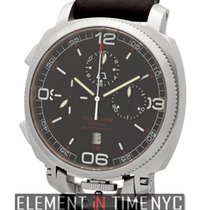 Anonimo Militare Automatico Crono Stainless Steel Black Dial