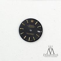 Rolex Factory Black Steel Dial (20mm) For Ladies Rolex...
