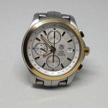 TAG Heuer Link Calibre 16 Chronograph REF. CJF2150 - Men's...