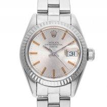 Rolex Datejust Lady Stahl Weißgold Automatik Armband Oyster...