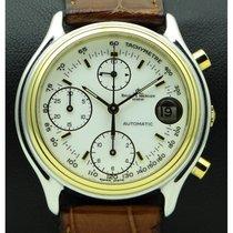 Baume & Mercier Baume Et    Chronograph Baumatic, Steel...
