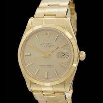 Rolex Date Ref.: 1500 - Gelbgold - Box/Papiere - Jahr: 1979 -...