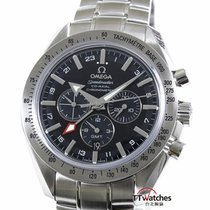 Omega Speedmaster Broad Arrow Gmt Chronograph 3581.50.00