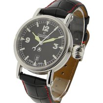 Chronoswiss CH-2833-BK TimeMaster Automatic 40mm in Steel - on...