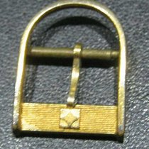 Zenith vintage gold plated  buckle mm 14