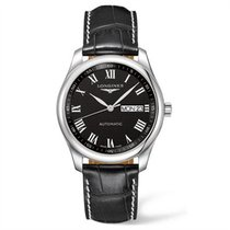 Longines Men's L27554517 Master Automatic Watch