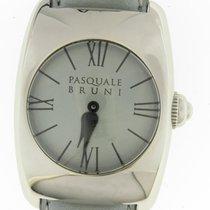 PASQUALE BRUNI S'steel Quartz Watch Gray Dial & Strap...