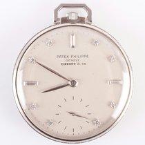 Patek Philippe / Tiffany & Co Pocket Watch 17-140