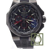Breitling Bentley GMT Light Body B04 Midnight Carbon NEW
